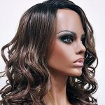 MD-LPW-134: LACE PART LONG LAYERED LOOSE CURL WIG