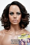 MD-SS-167-OCP: LACE PART OFF CENTER LONG LOOSE ROMANCE CURL WIG