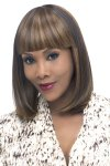 "VF-WP-TAMARA-V: 13"" LAYERED CHINA BANG LONG WEAVE CAP WIG"