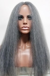 MD-SLP-ADORA: LACE PART CENTER PART EXTRA LONG STRAIGHT WIG