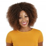 HP-NBS-I222: LACE FRONT PREMIUM CURLY I PART WIG