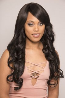 FA-ASHANTI: QUALITY LONG HEAT RESISTANT FULL WIG