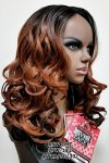 MD-LPW-182: LACE PART LONG LOOSE ROMANCE CURL WIG