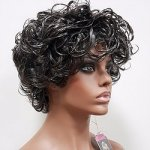 MD-GILDA: MEDIUM LOOSE CURLY FLIPPED UP BACK WIG