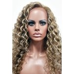 MD-SX53-BAY: 100% HUMAN HAIR BLENDED LACE FRONT WIG