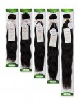 "JZ- SECRET 16"": 100% BRAZILIAN WEAVING HAIR NATURAL STYLE"