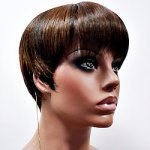 MD-PRETTY 11: SHORT CUTE BOY CUT STYLISH WIG