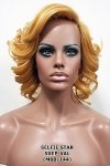 MD-SXEP-VAL: 100% HUMAN HAIR BLENDED FIBER WIG