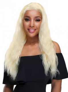 "SN-360 LACE LOOSE WAVE 18"": 100% VIRGIN NATURAL HAIR WIG"