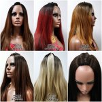 MD-IL-212 CB: EAR TO EAR LACE FRONT 100% HAND KNOTTED PART WIG