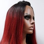 MD-IL-212CB: EAR TO EAR LACE FRONT 100% HAND KNOTTED PART WIG