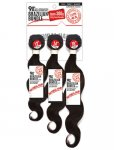 "EV-3BR-BW 10"" 12"" 14"": BRAZILIAN BUNDLE BODY WAVE 9A+ 3 PCS PACK"