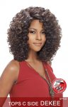 VA-TOPS C SIDE DEKEE: LACE EXPRESS PREMIUM BIFER WIG