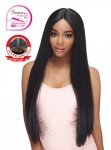 SN-QUEEN: LACE FRONT DEEP LACE PART HIGH TEMPERATURE WIG