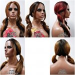 MD-IL-211DSP: EAR TO EAR LACE FRONT INVISILACE WIG