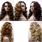 MD-IL-207DP: EAR TO EAR LACE FRONT 100% HAND KNOTTED PART WIG