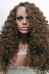 MD-SLP-VELIA: LACE PART LONG WATER DEEP CURL WIG