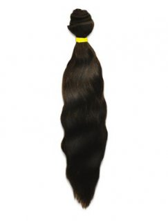 "EV-HNRWT 24"": 100% VIRGIN RUSSIAN REMY STRAIGHT WEAVING HAIR"