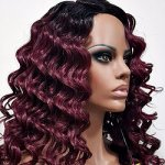 MD-LPW-132: LACE PART EXTRA LONG LOOSE SPIRAL CURL WIG