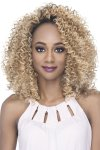 "VF- FHW-SCORPIO: 14"" LAYERED TIGHT CURL CURL HALF WIG"