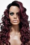 MD-SX-KACEY: 100% HUMAN HAIR BLENDED LONG WIG