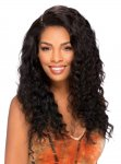 "SN-DEEP WAVE 20"" - 22"": 100% VIRGIN HUMAN HAIR WHOLE LACE WIG"