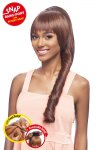 VA-STBB-ALICIA: PREMIUM QUALITY SNAP BANG DRAW STRING PONYTAIL