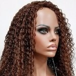 MD-LPW-158: LACE PART LONG LAYERED MICRO DEEP CURL WIG