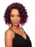 EV-NBS-1203: LACE FRONT DEEP I PART HEAT RETARDANT WIG