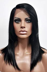 MD-SLF-HERA: SWISS LACE FRONT OFF CENTER PART WIG