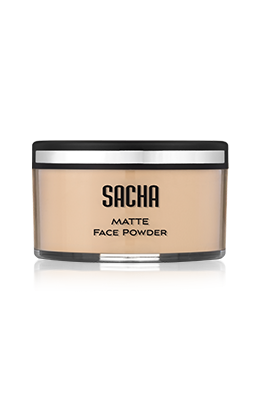 SACHA  COSMETICS:  LOOSE FACE POWDER